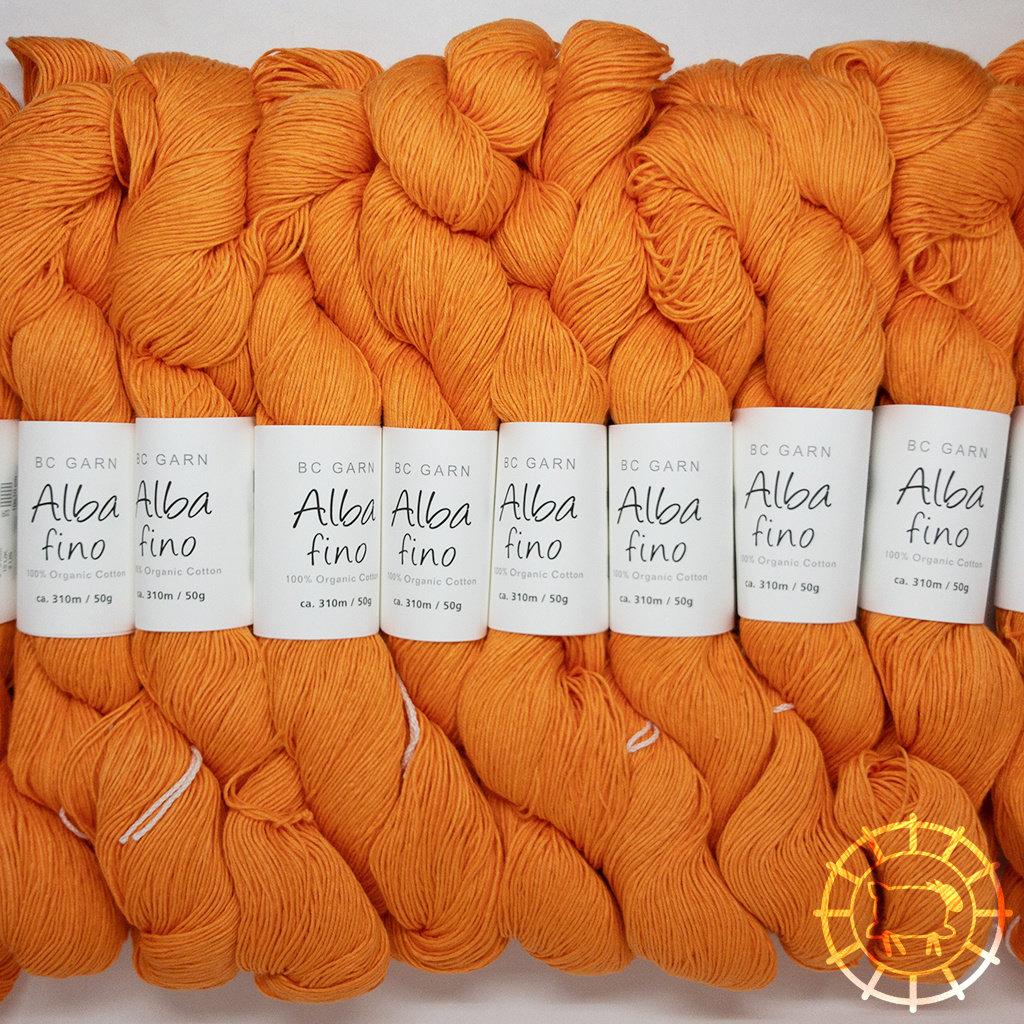 «BC Garn» Alba Fino – Orange
