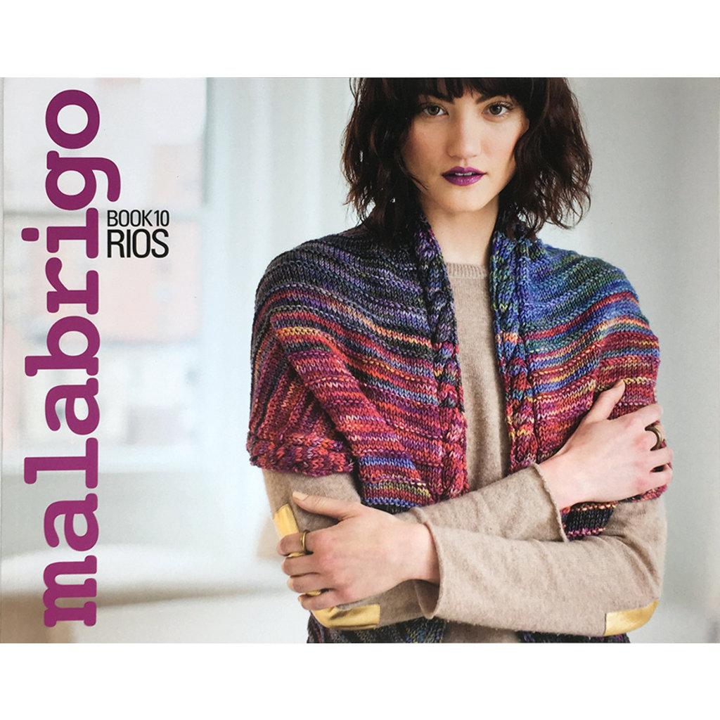 «Malabrigo Yarn» Malabrigo – Book 10 Rios