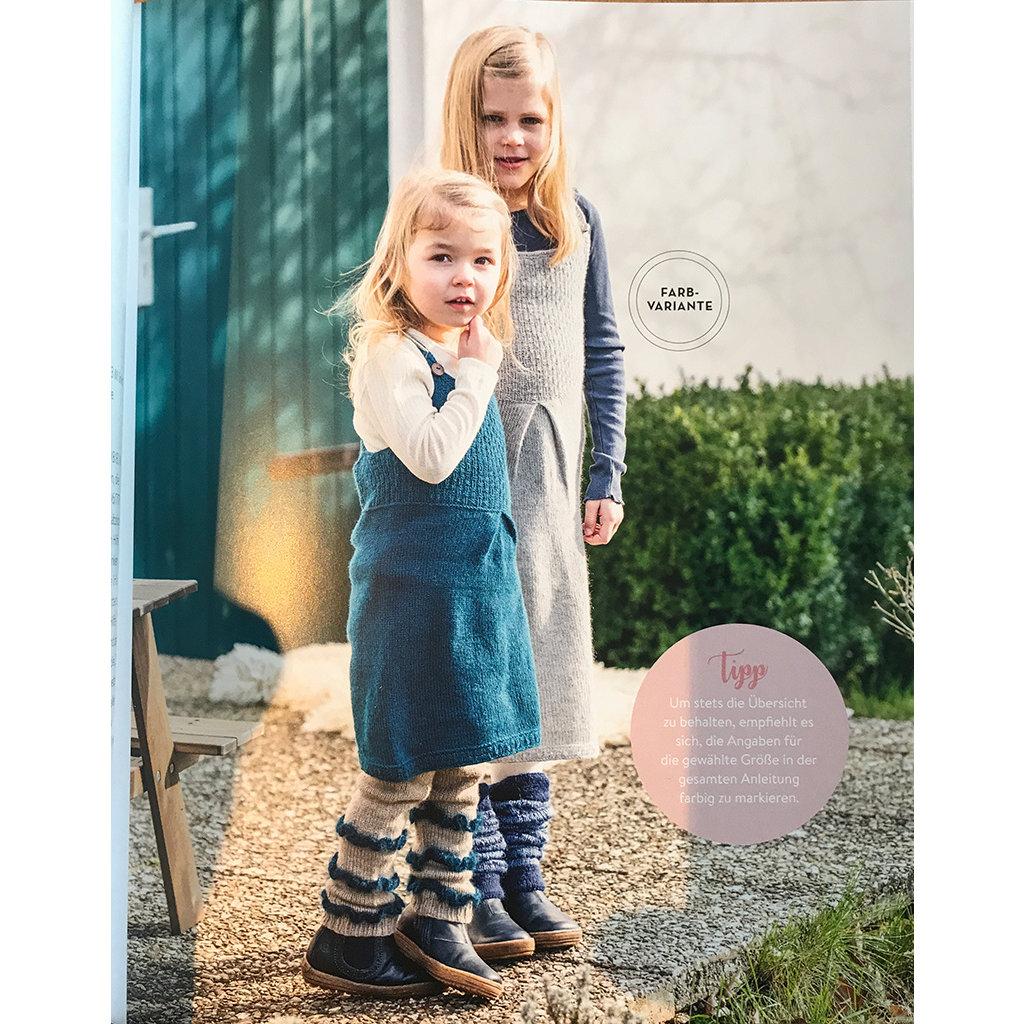 Skandinavisch stricken für Babys und Kinder