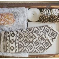 Lettisch stricken – 50 Strickmuster für Handschuhe und Stulpen