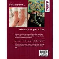 Neue Socken mit dem CraSyTrio stricken – mit Sockenkompass