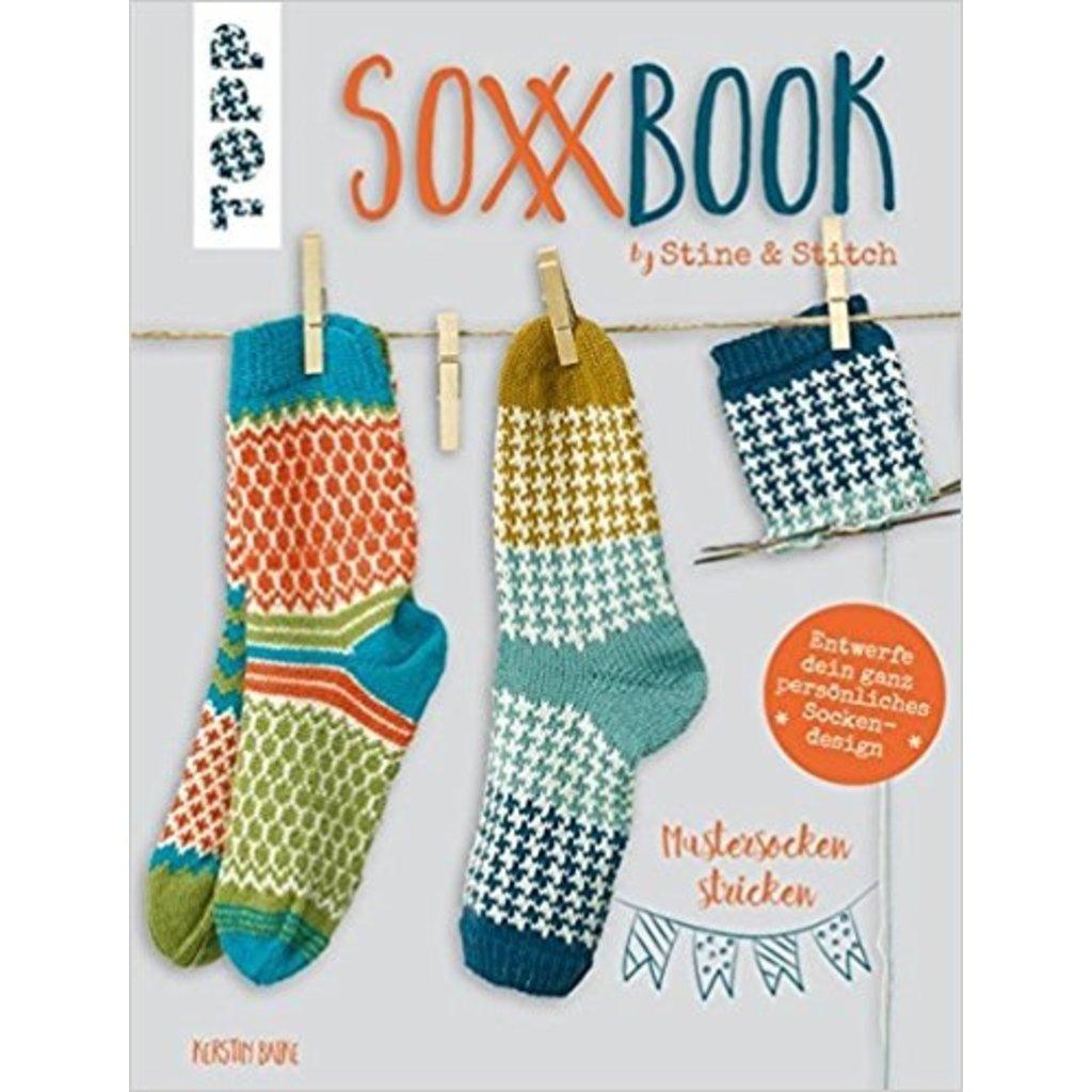 Soxx Book – Stine & Stitch, ein Highlight unter den Sockenbüchern