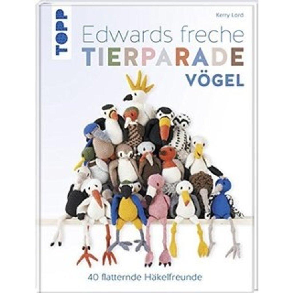 Edwards freche Tierparade, Vögel, 40 flatternde Freunde
