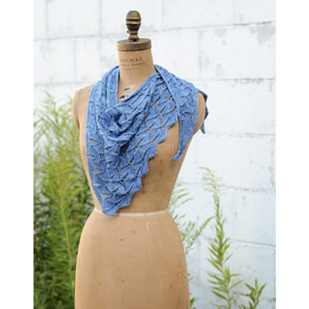 Curls – Versatile, wearable wraps to knit at any gauge