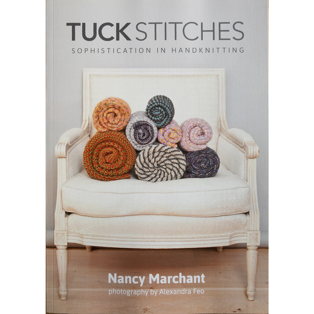 Tuck Stitches, Nancy Marchant