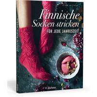 Finnische Socken stricken für jede Jahreszeit, Niina Laitinen