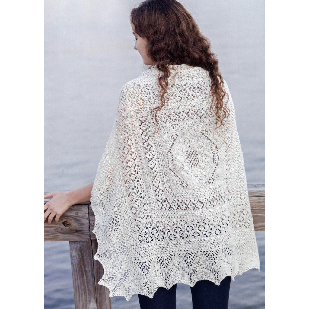 More Lovely Knitted Lace, Brooke Nico