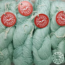 «Woolpack Yarn Collection» Bio-Seide Ahimsa – Gletscher