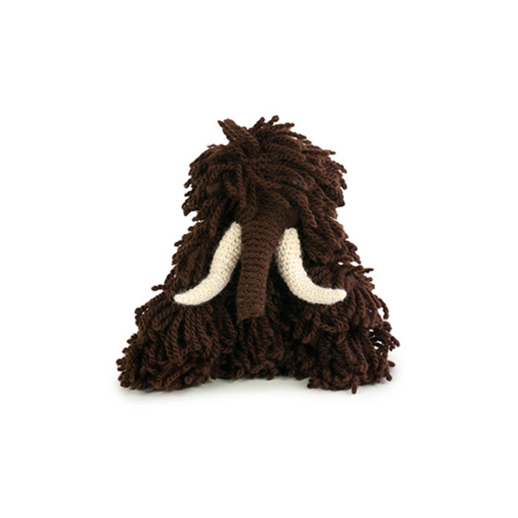 Senka, die «Wolliges Mammut»-Dame