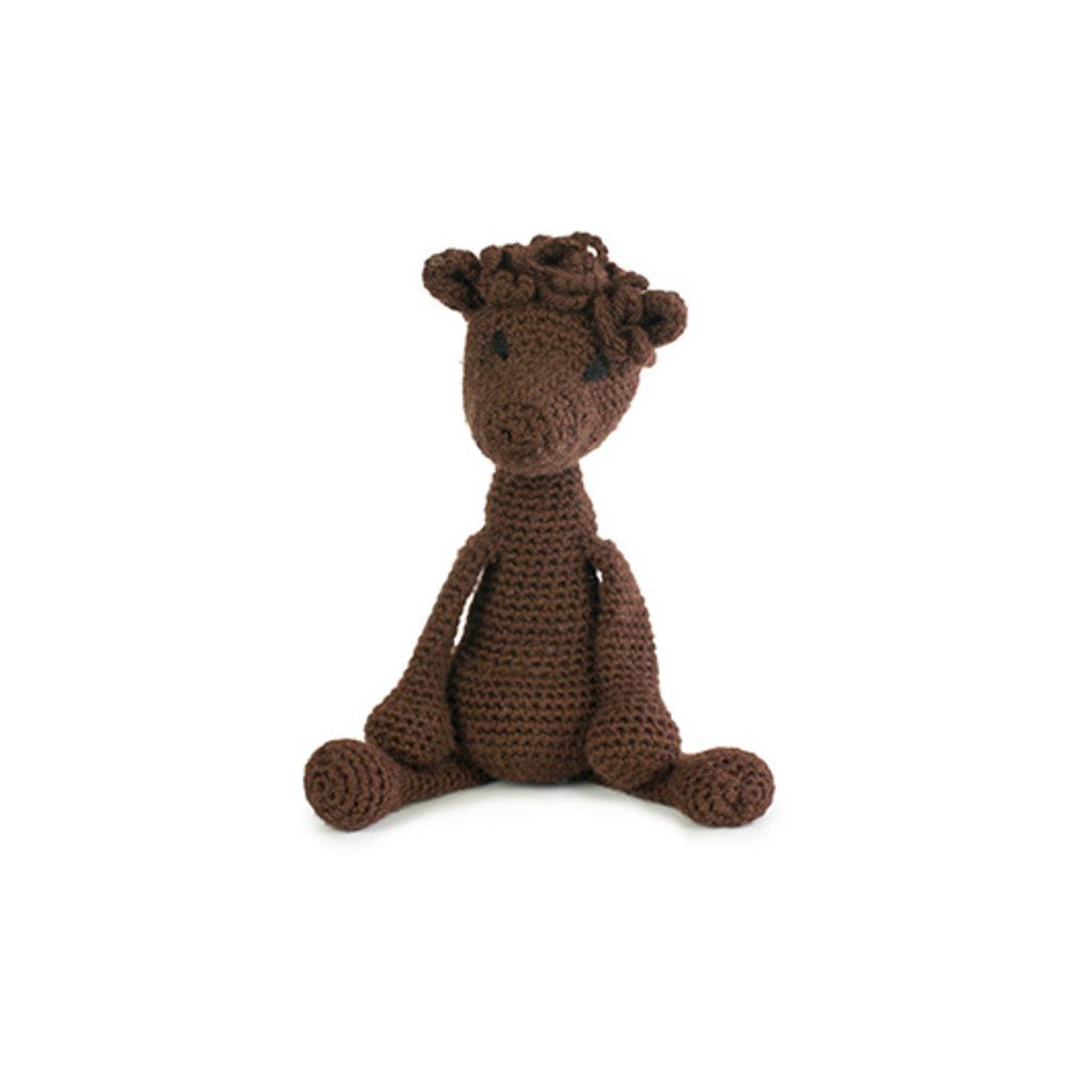 Seamus, der Alpaca-Junge (Häkelanleitung)