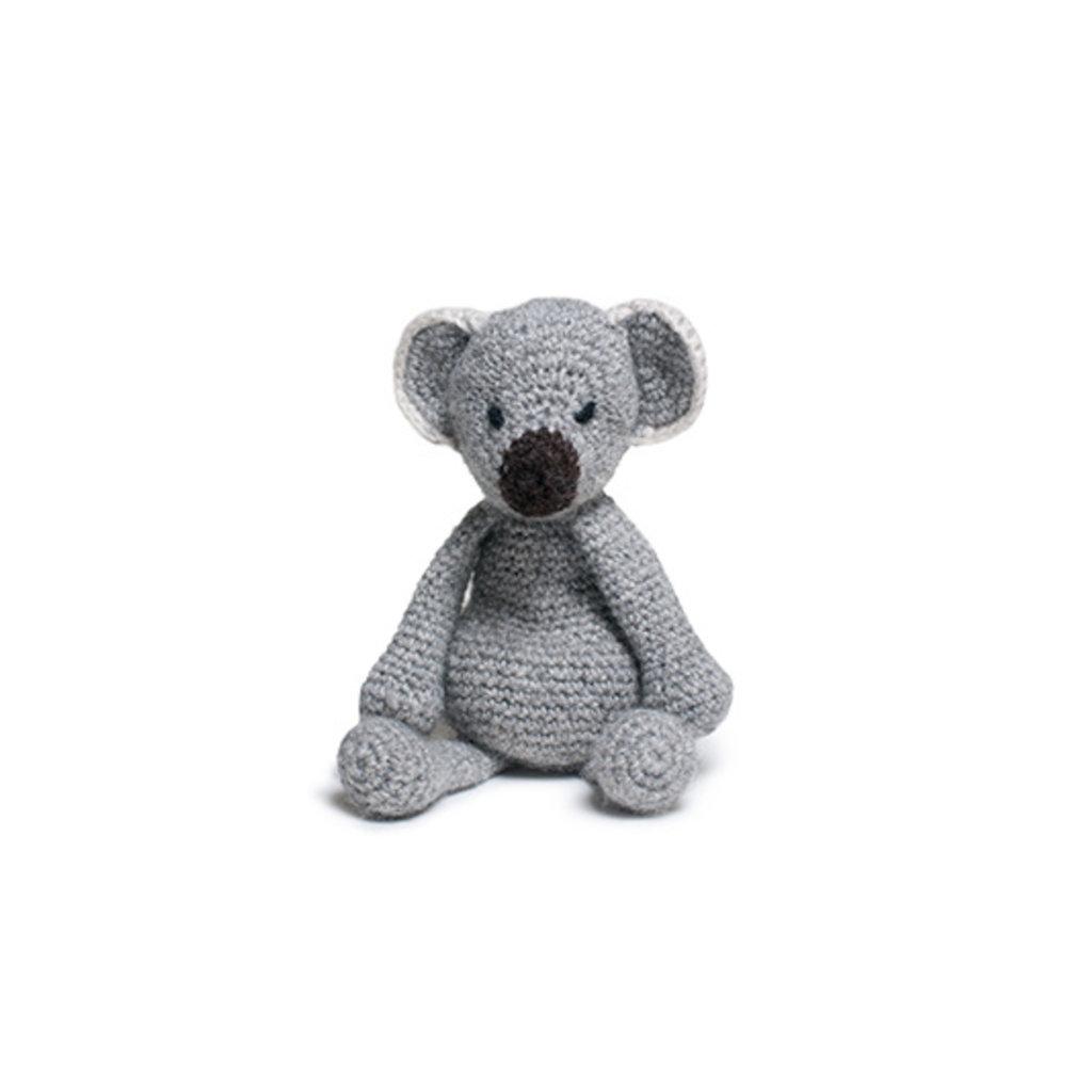 Samuel, der Koalabär (Häkelanleitung)
