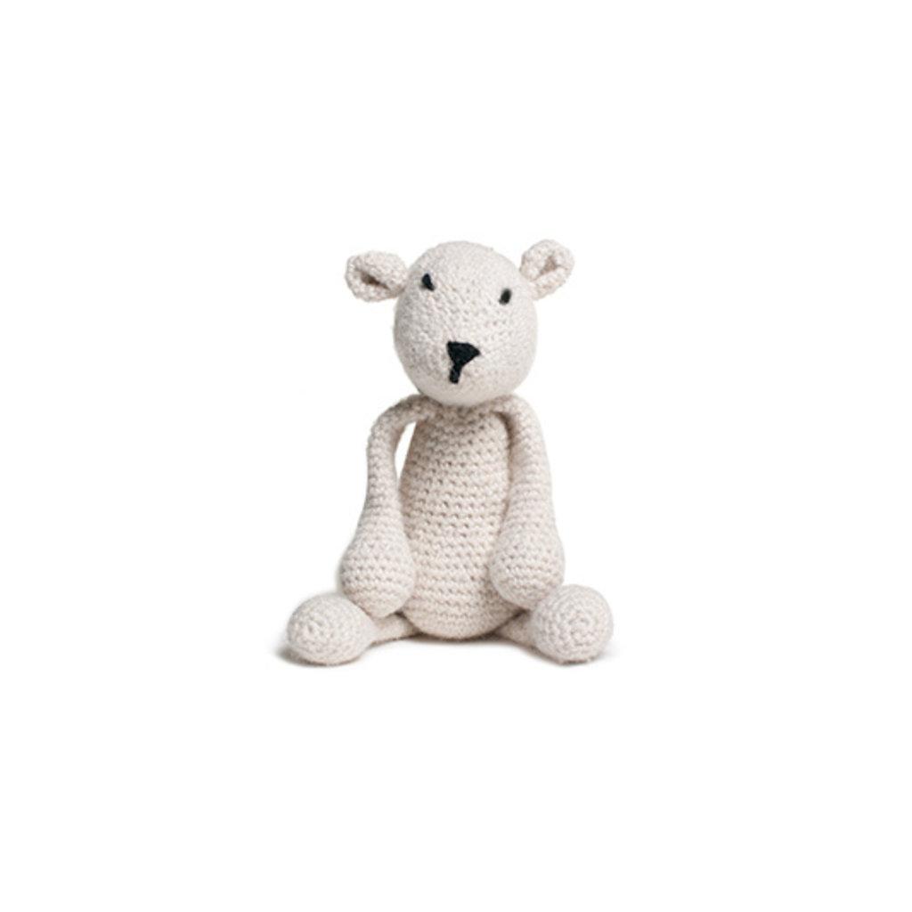Piotr, der Eisbär (Häkelanleitung)