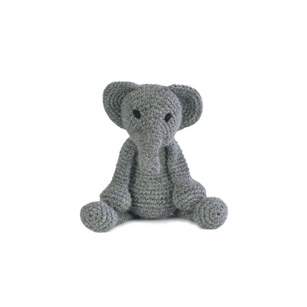 Bridget, das Elefantenmädchen (Häkelanleitung)