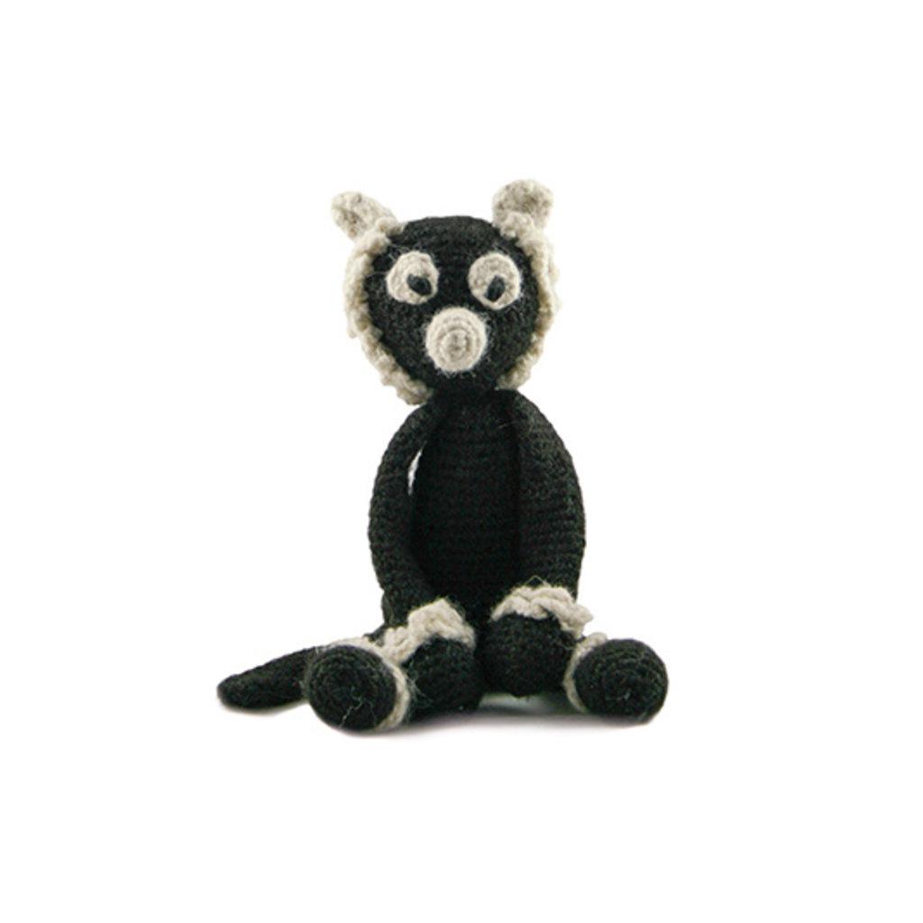 Andre, der Lemur (Häkelanleitung)