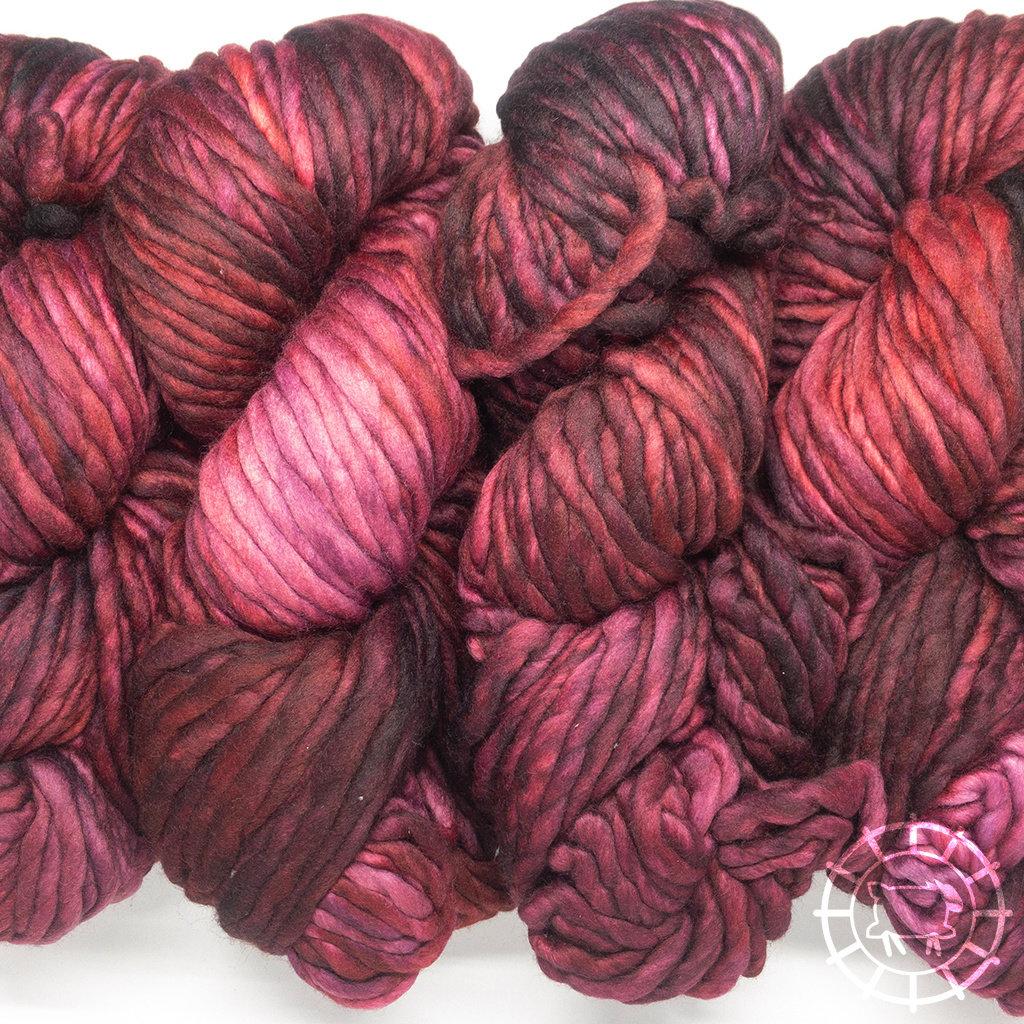 «Malabrigo Yarn» Rasta – Stitch Red