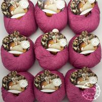 «Pascuali» – filati naturali Re-Jeans – Pink