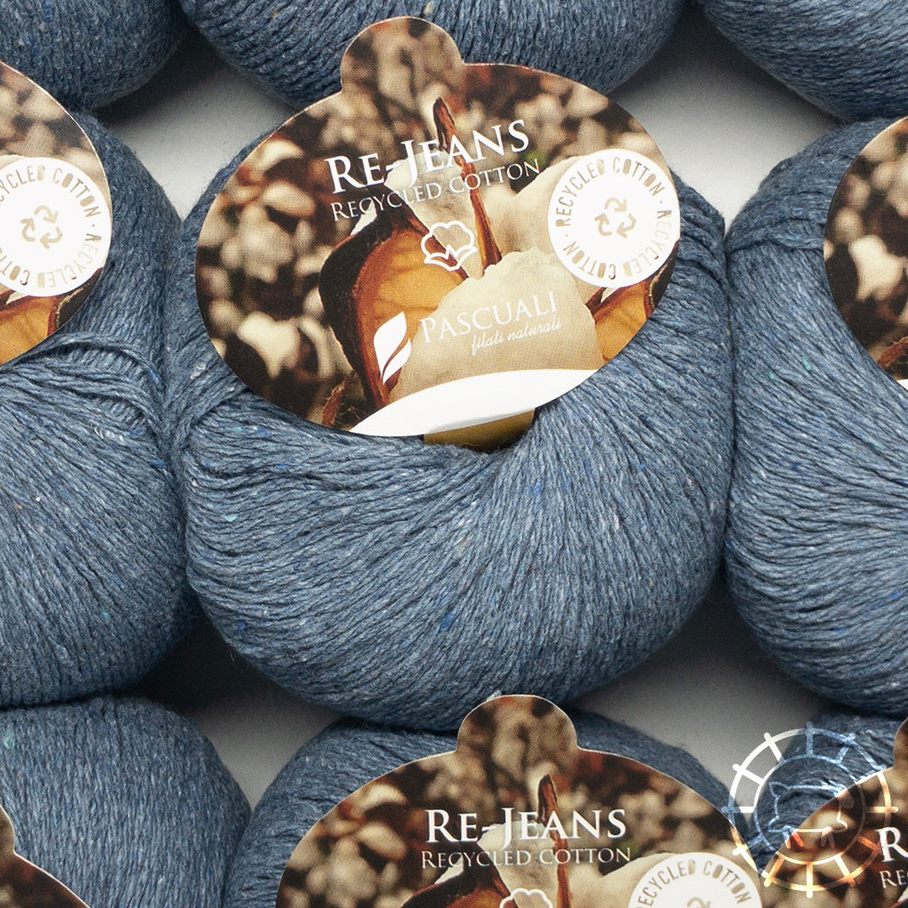 «Pascuali» – filati naturali Re-Jeans – Denim