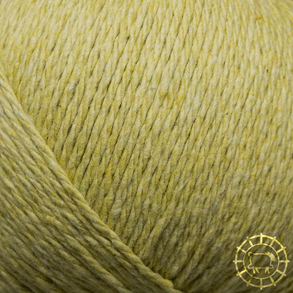 «Pascuali» – filati naturali Re-Jeans – Senf