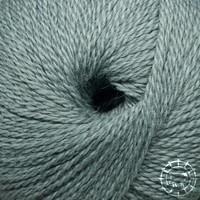 «Pascuali» – filati naturali Balayage – Sandoval, Gris vert