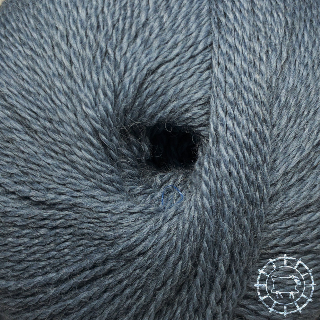 «Pascuali» – filati naturali Balayage – Paracas, Bleu ardoise