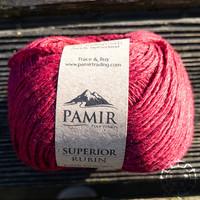 «Pamir» – Fine Fibers Pamir Superior – Rubin