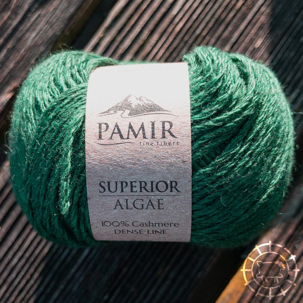 «Pamir» – Fine Fibers Pamir Superior – Algae