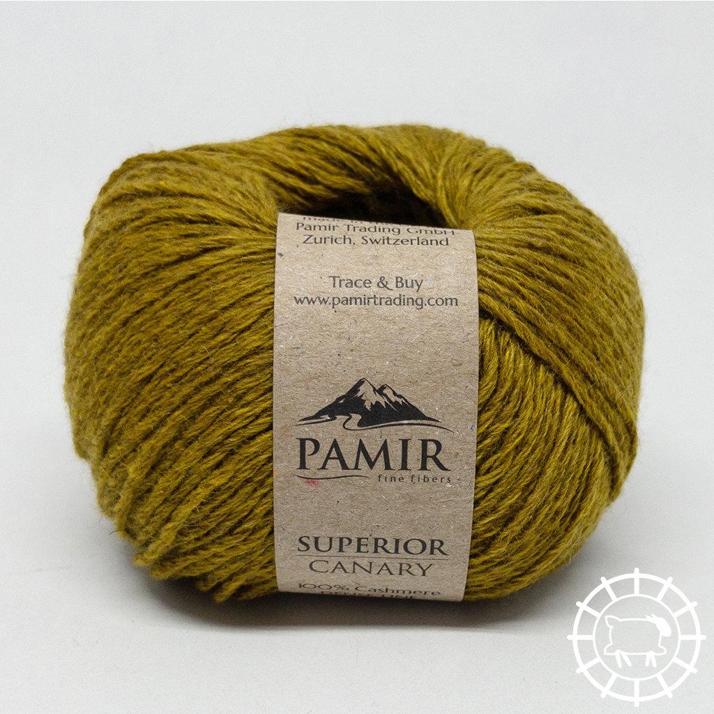 «Pamir» – Fine Fibers Pamir Superior – Canary