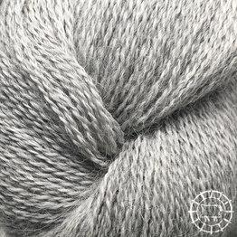 «Pascuali» – filati naturali Alpaca Lace – Silber