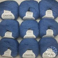 «Onion» Onion No. 6 – Bleu barbeau