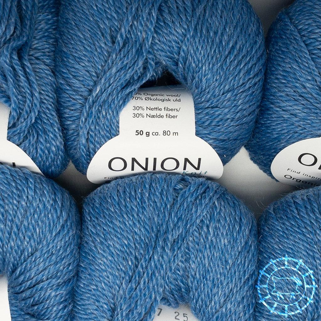 «Onion» Onion No. 6 – Ägäisblau