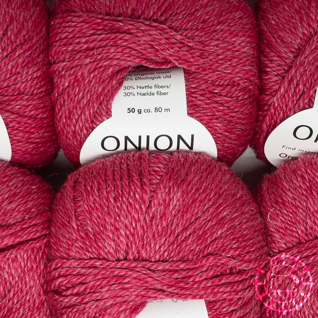 «Onion» Onion No. 6 – Himbeer