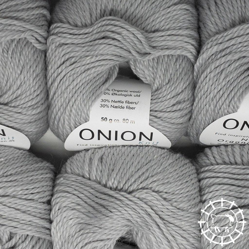 «Onion» Onion No. 6 – Silbergrau