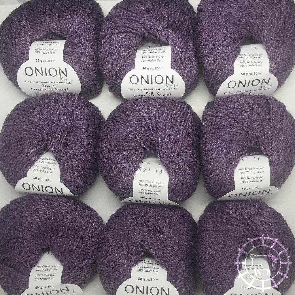 «Onion» Onion No. 6 – Violet