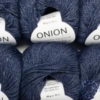 «Onion» Onion No. 6 – Bleu foncé