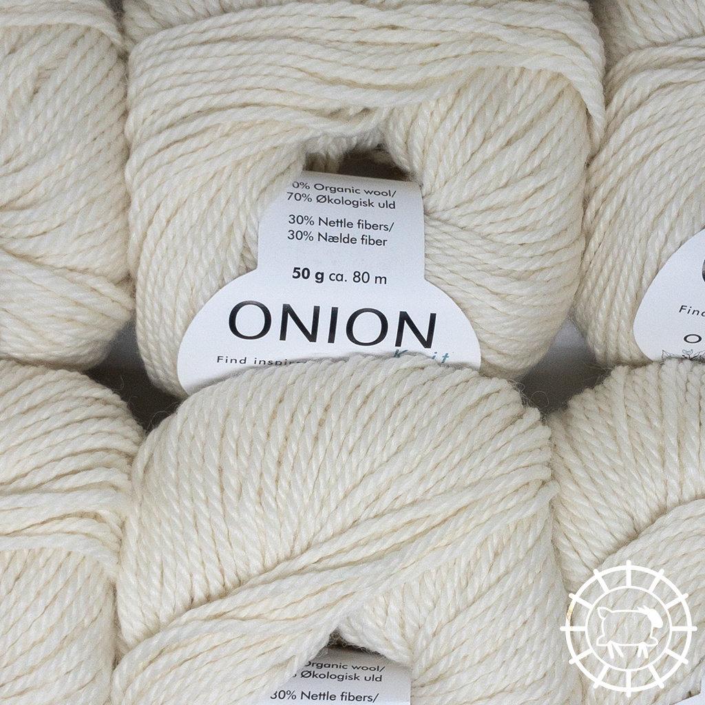 «Onion» Onion No. 6 – Rohweiss