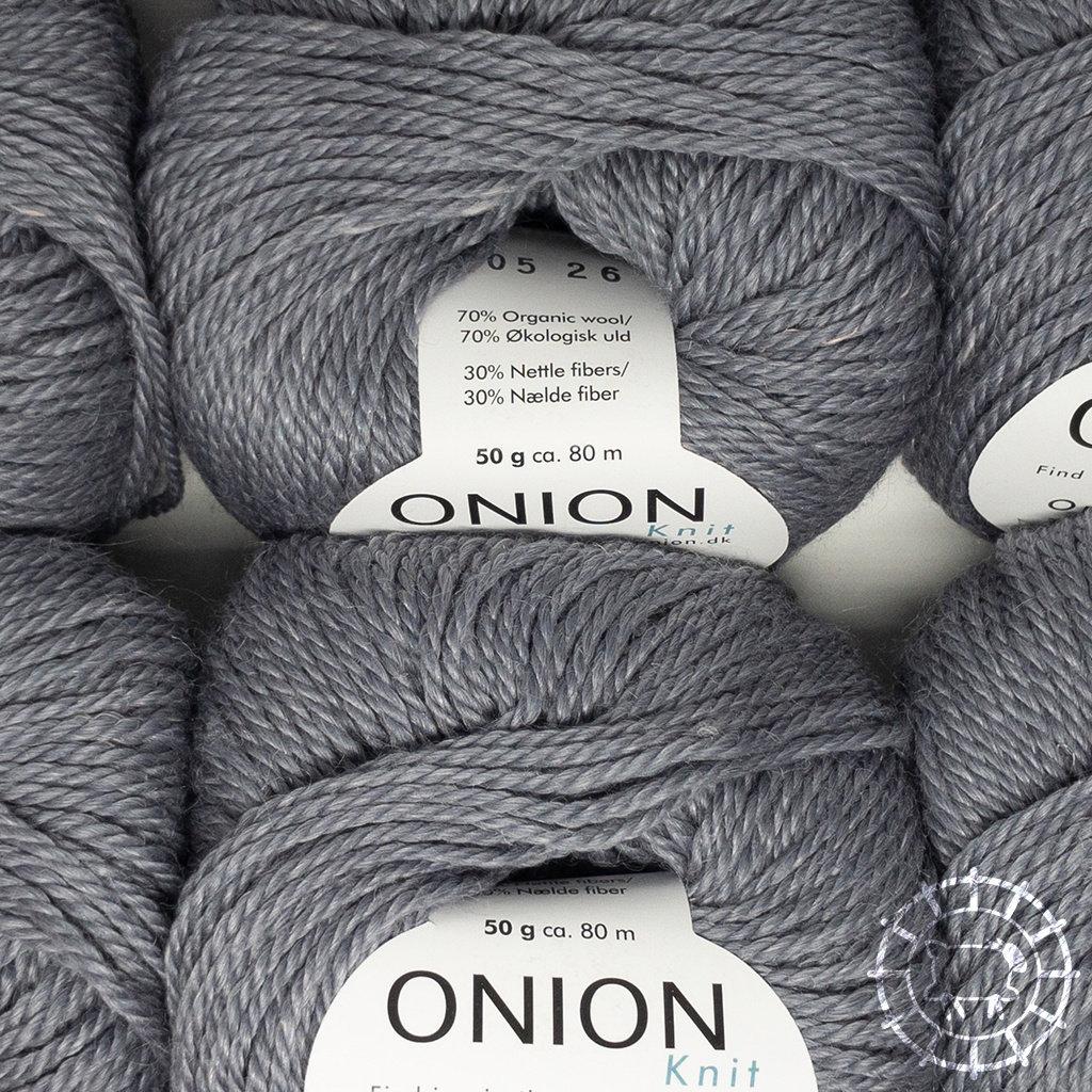 «Onion» Onion No. 6 – Grau