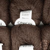 «Onion» Onion No. 6 – Marron