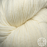 «Malabrigo Yarn» Sock – Natural, die Farbe frisch ab Schaf