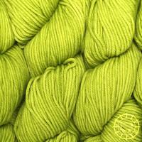 «Malabrigo Yarn» Rios – Apple Green, der Biss in den Apfel