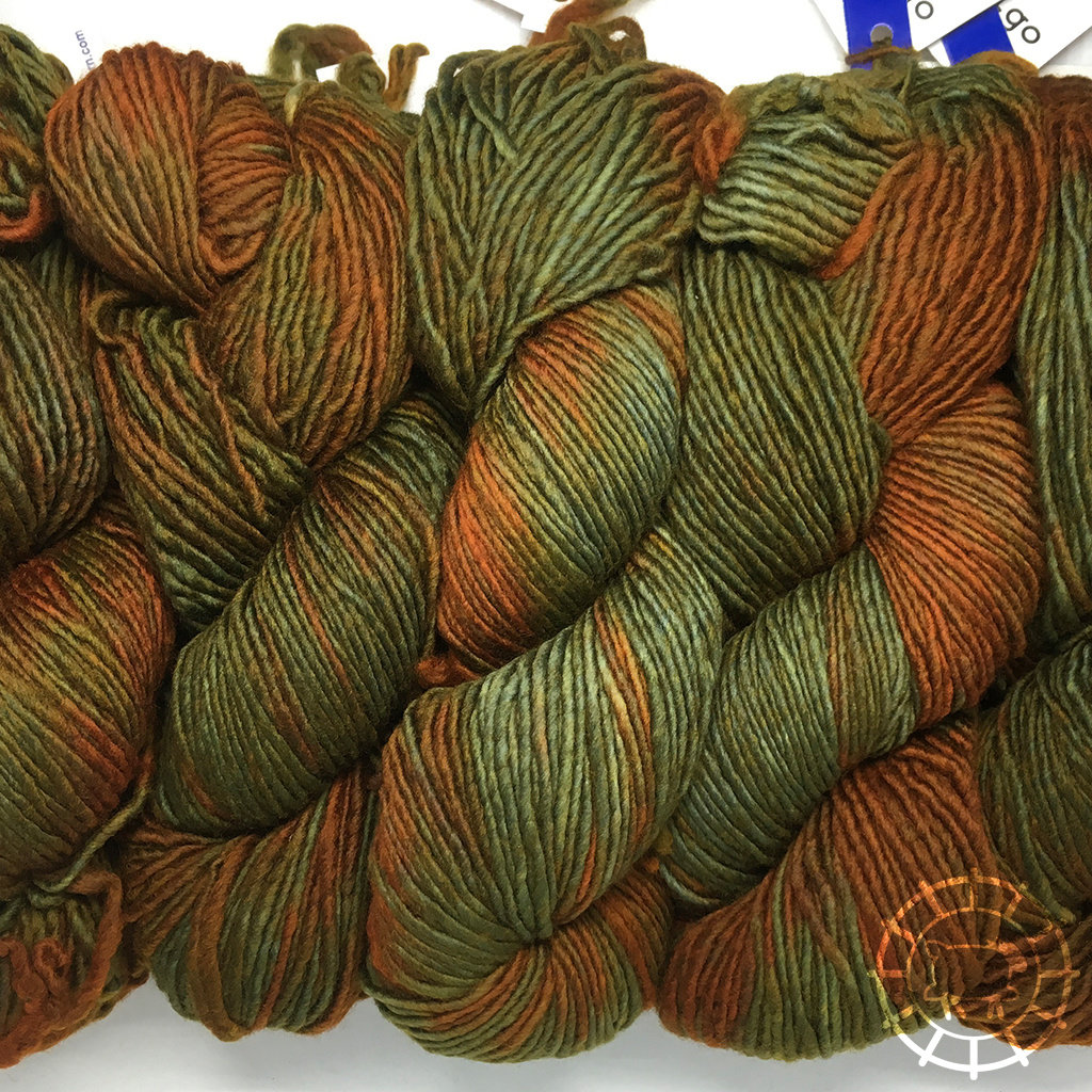 «Malabrigo Yarn» Merino Worsted – Autumn Forest