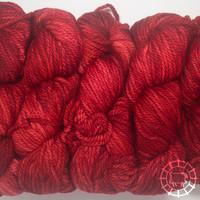 «Malabrigo Yarn» Chunky – Sealing Wax, Siegellack-Rot