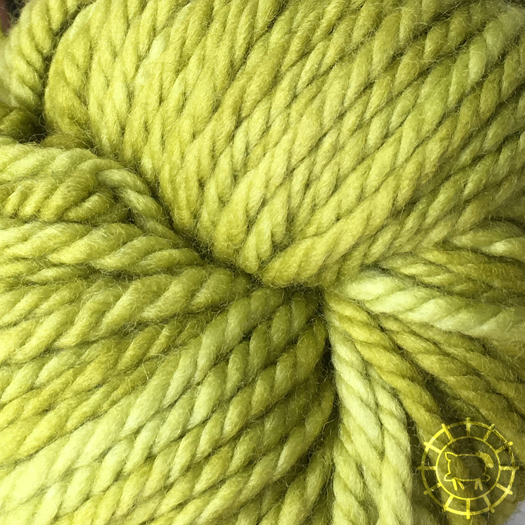 «Malabrigo Yarn» Chunky – Lettuce, frisch und zart wie Kopfsalat
