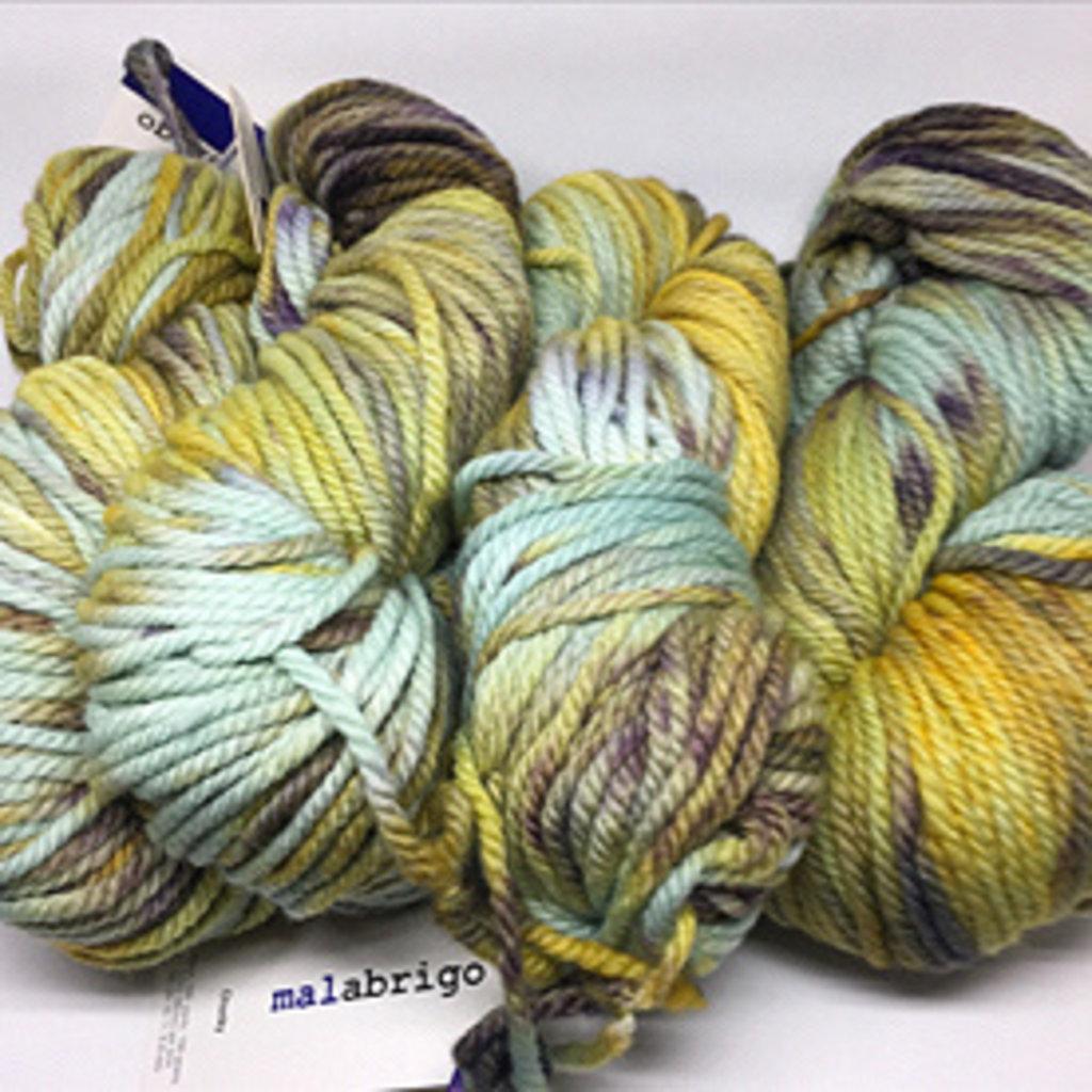«Malabrigo Yarn» Chunky – Mariposa, Schmetterlingsfarben
