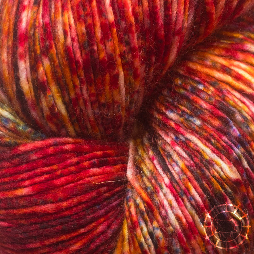 «Malabrigo Yarn» Mechita – Paprika
