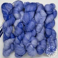 «Malabrigo Yarn» Lace – Periwinkle, des Immergrüns zarte Blüte