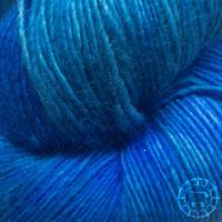 «Malabrigo Yarn» Lace – Emerald Blue, smaragdblau