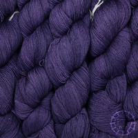 «Malabrigo Yarn» Lace – Violetas, es grüssen die Veilchen
