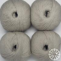 «Woolpack Yarn Collection» Baby Alpaka Socks – Rauch