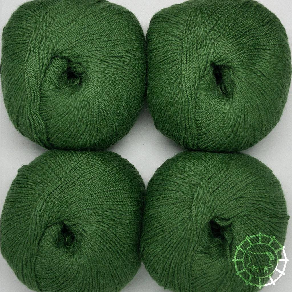 «Woolpack Yarn Collection» Baby Alpaka Socks – Eichenlaub