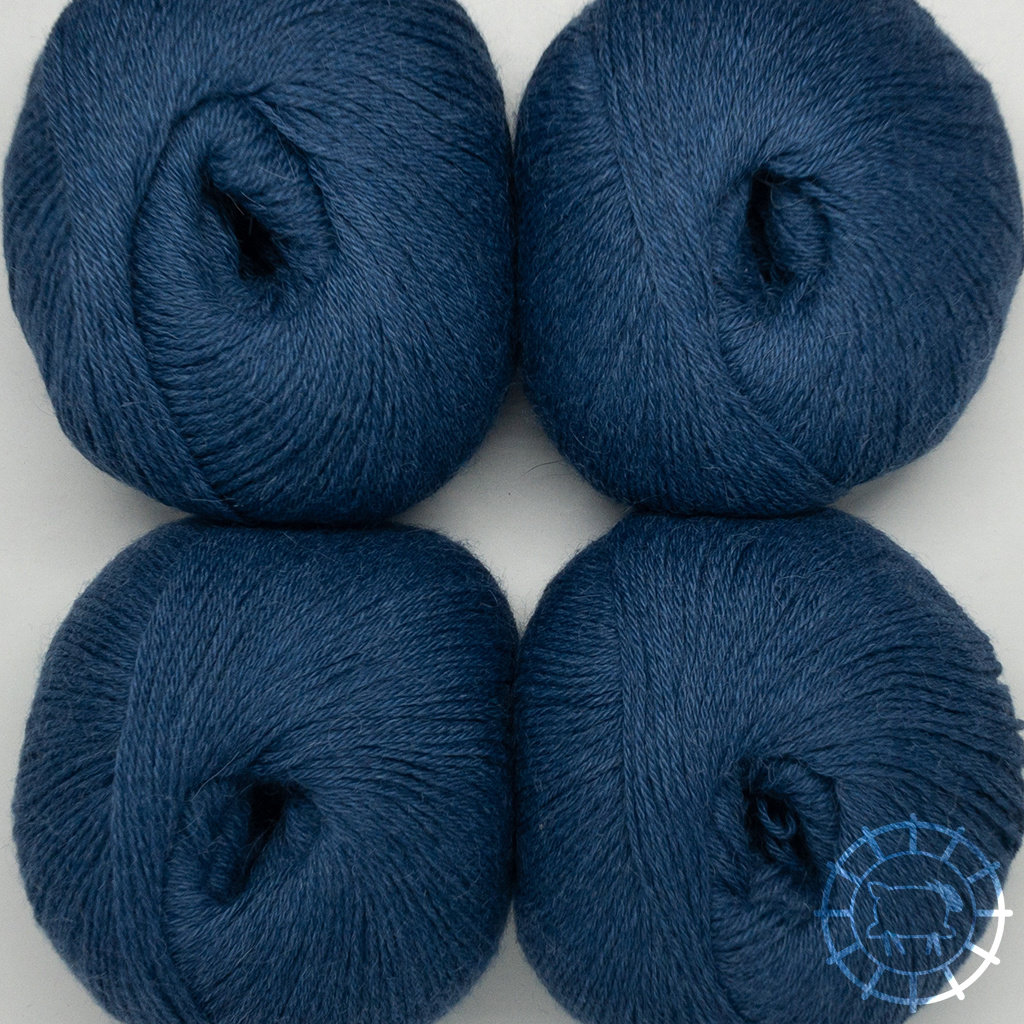 «Woolpack Yarn Collection» Baby Alpaka Socks – Jeans